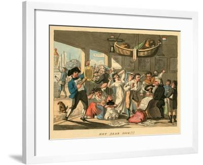 Het Jaar 1804!!!, Published 1794--Framed Giclee Print