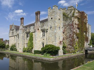 Hever Castle, Dating from the 13th Century, Childhood Home of Anne Boleyn, Kent, England, UK-James Emmerson-Photographic Print