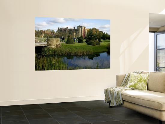 Hever Castle-Doug McKinlay-Wall Mural