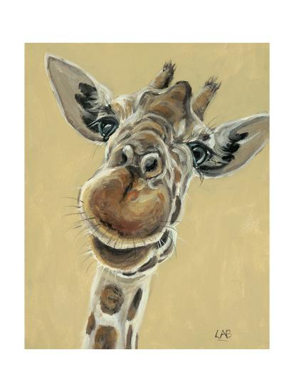 Hey, You Down There-Louise Brown-Art Print