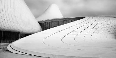 Heydar Aliyev Centre-Richard Krchnak-Photographic Print