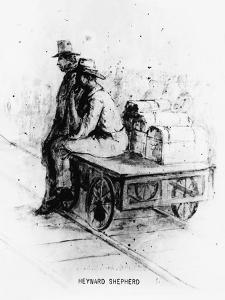 Waiting on the Train by Heyward Shepherd
