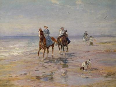 A Ride on the Beach, Dublin