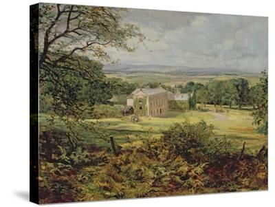 English Landscape with a House