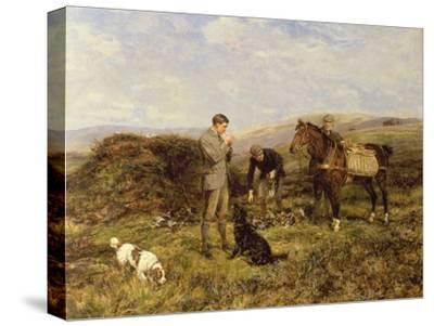 Grouse Shooting, 1901