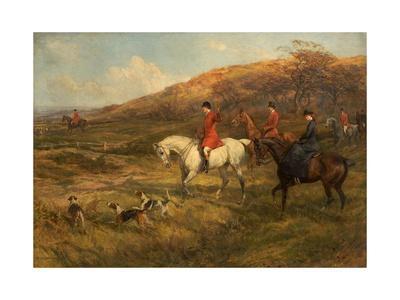 Hunting Scene, 1899