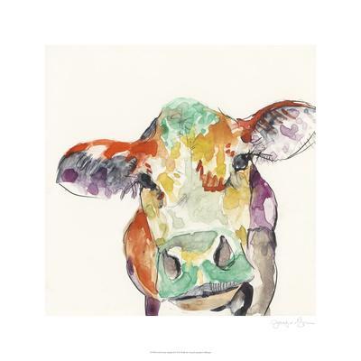 Hi Fi Farm Animals II-Jennifer Goldberger-Limited Edition