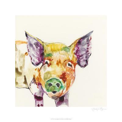 Hi Fi Farm Animals III-Jennifer Goldberger-Limited Edition