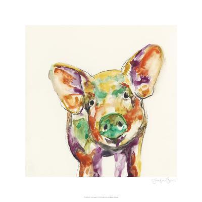 Hi Fi Farm Animals IV-Jennifer Goldberger-Limited Edition