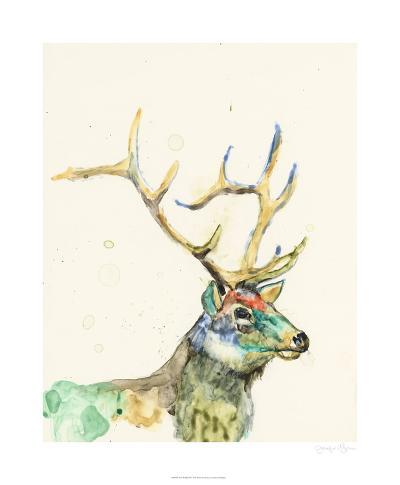 Hi Fi Wildlife III-Jennifer Goldberger-Limited Edition