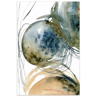 Hibernation II - Free Floating Tempered Glass Wall Art