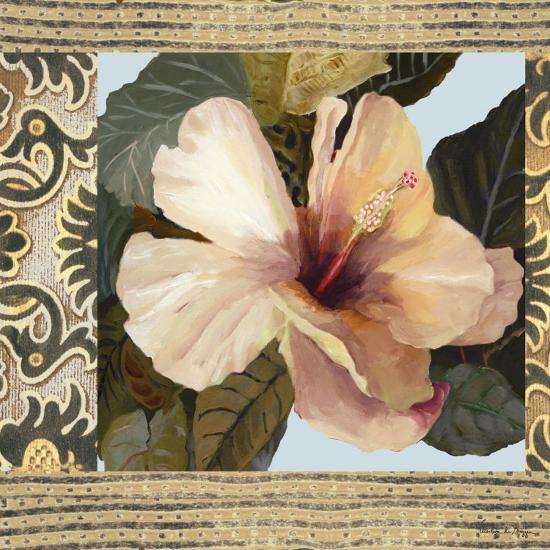 Hibiscus II-Di Grazzia-Art Print