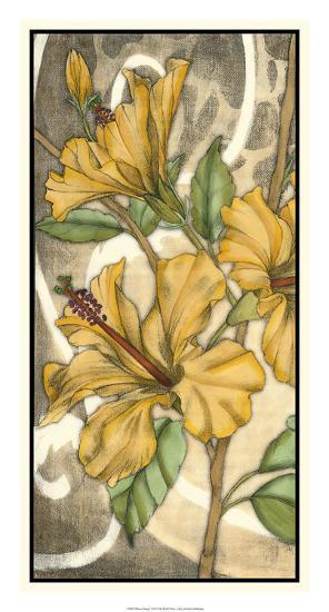 Hibiscus Song I-Jennifer Goldberger-Giclee Print