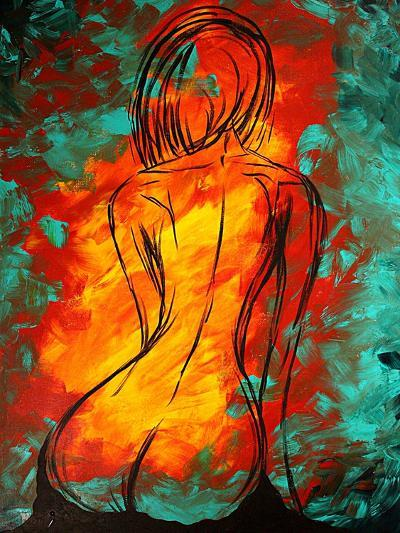 Hidden Beauty-Megan Aroon Duncanson-Art Print