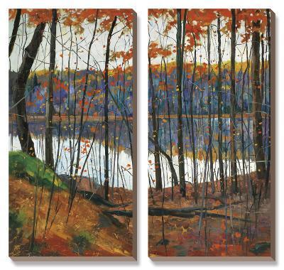 Hidden City-Graham Forsythe-Canvas Art Set
