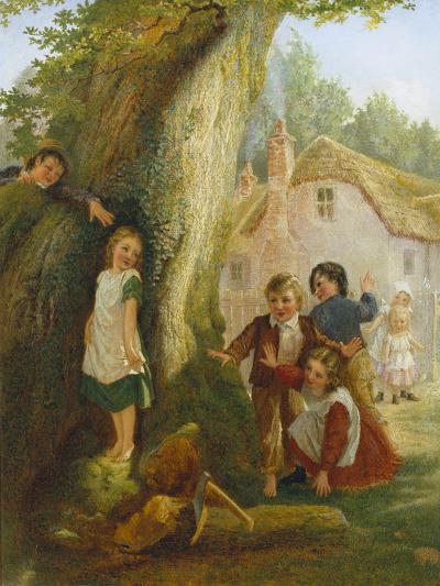 Hide and Go Seek-Samuel Mccloy-Giclee Print