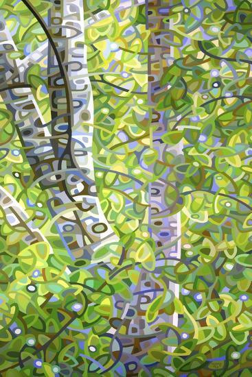 Hide and Seek-Mandy Budan-Giclee Print