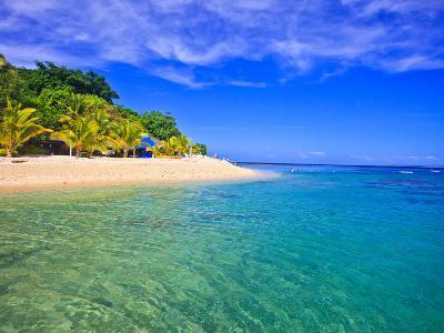 Hideaway Island--Beautiful Tropical Island in Vanuatu-juancat-Photographic Print