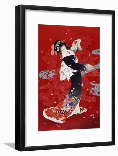 Hien-Haruyo Morita-Framed Art Print