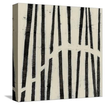 Hieroglyph I-June Erica Vess-Stretched Canvas Print