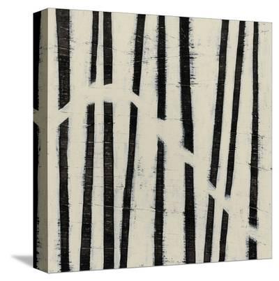 Hieroglyph VI-June Erica Vess-Stretched Canvas Print