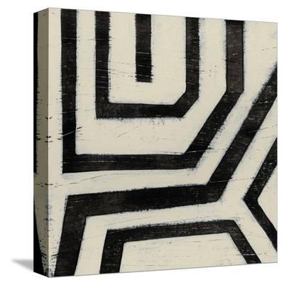 Hieroglyph VIII-June Erica Vess-Stretched Canvas Print