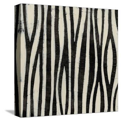 Hieroglyph XI-June Erica Vess-Stretched Canvas Print