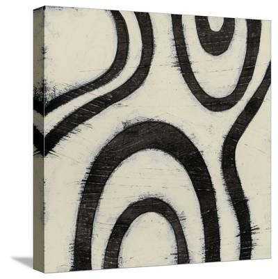 Hieroglyph XIII-June Erica Vess-Stretched Canvas Print
