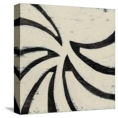 Hieroglyph XV-June Erica Vess-Stretched Canvas Print