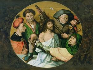Christ Crowned with Thorns, 1510 by Hieronymus Bosch