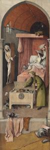 Death and Miser, c.1485-90 by Hieronymus Bosch