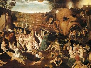 Last Judgment, 1506-1508 by Hieronymus Bosch