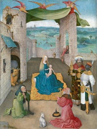 The Adoration of the Magi, c.1475