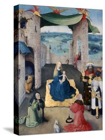 The Adoration of the Magi, C1490
