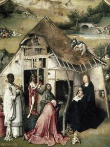 The Adoration of the Magi by Hieronymus Bosch