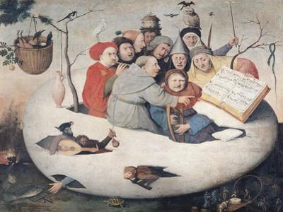 The Concert in the Egg