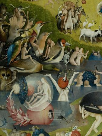 The Garden of Earthly Delights, 1490-1500