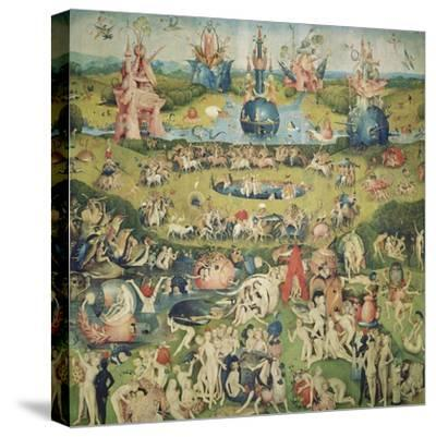The Garden of Earthly Delights. Central Panel of Triptych