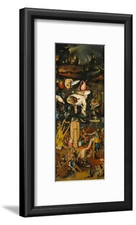 The Garden of Earthly Delights. Right Panel of the Triptych: Hell