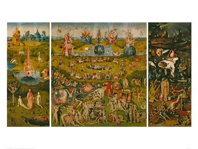 Beautiful Hieronymus Bosch artwork for sale, Posters and