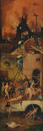 The Haywain (Triptyc) Right Panel, C. 1516