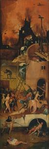 The Haywain (Triptyc) Right Panel, C. 1516 by Hieronymus Bosch