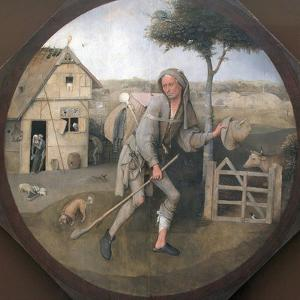 The Peddler (The Parable of the Prodigal So) by Hieronymus Bosch