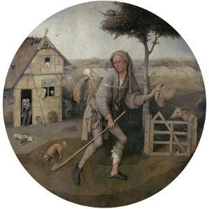 The Prodigal Son (The Vagabond) by Hieronymus Bosch