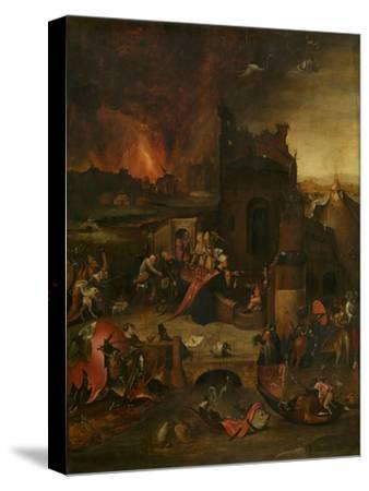 The Temptation of Saint Anthony, 16th Century