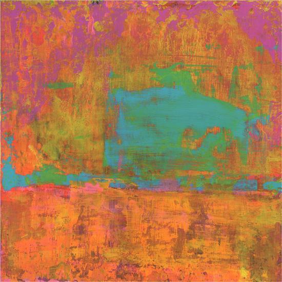 Hifi Abstract II-Elena Ray-Art Print