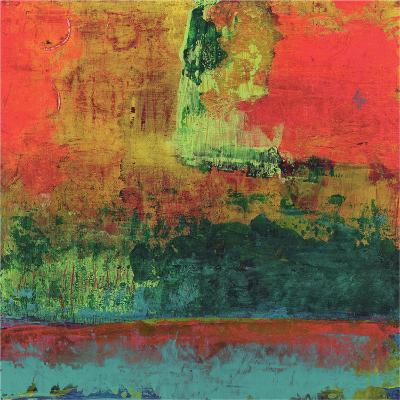 Hifi Abstract V-Elena Ray-Art Print