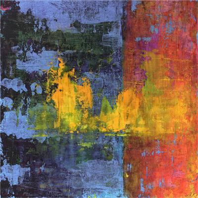 Hifi Abstract VI-Elena Ray-Art Print