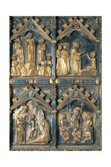 High Altar, Cathedral of Saint Mary of Girona, Gothic--Giclee Print