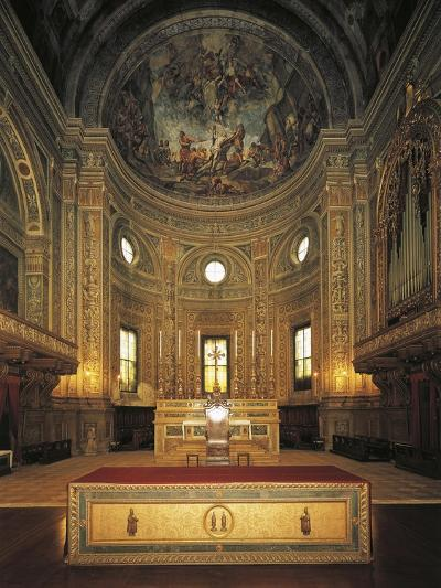 High Altar with Apse, Basilica of St Andrew--Giclee Print